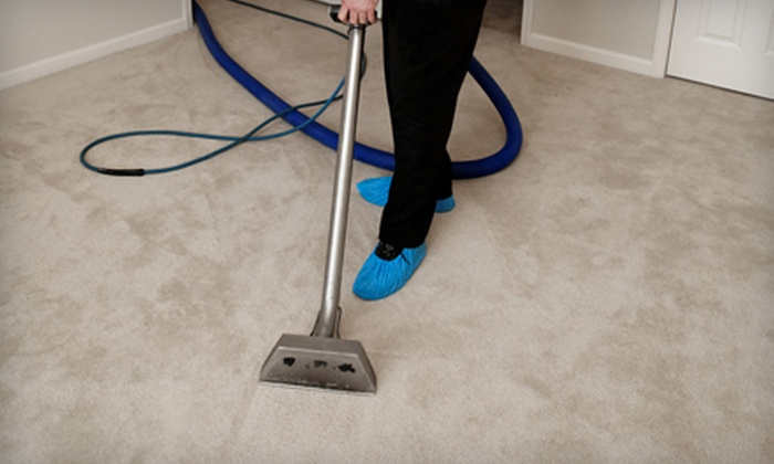 Quick-Kleen Home Services - Tarentum: Steam Cleaning for Two Rooms of Carpet or Sofa Upholstery or Five Rooms from Quick-Kleen Home Services (Up to 67% Off)