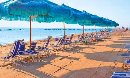 Campomarino Lido: camera Executive con colazione o mezza pensione Hotel Acquario