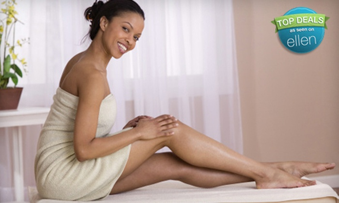 All About You Studio & Spa - Ottawa: Spa Package with Massage, Scrub, and Pedicure for One or Two at All About You Studio & Spa (Up to 61% Off)