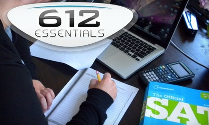 612 Essentials - University District: $199 for a Three-Week SAT Prep Course from 612 Essentials ($600 Value)