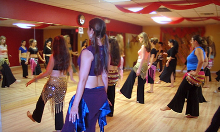 Lotus Dance Studio - University Heights: 5 or 10 Belly Dancing, Zumba, or Fitness Classes at Lotus Dance Studio in Pembroke Pines (Up to 59% Off)