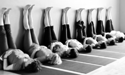 image for 5 or 10 <strong>Yoga</strong> Classes at Barefoot Studio (Up to 43% Off)