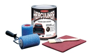 Herculiner Roll-On Bed Liner Kit
