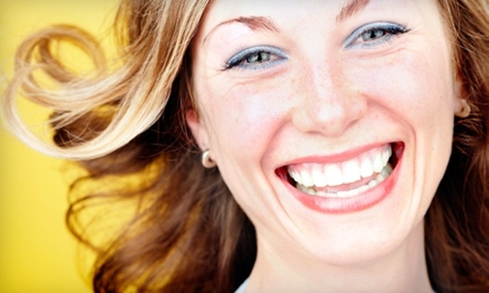 Dr. Thomas Forecki - New Coeln: $150 for At-Home Teeth-Whitening Kit with Custom Trays from Dr. Thomas Forecki