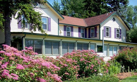 1-Night Stay for Two in Guest Room 1, 2, 4-11, or 17 (Valid Mon.Thurs.) - Twin Gables Inn in Saugatuck