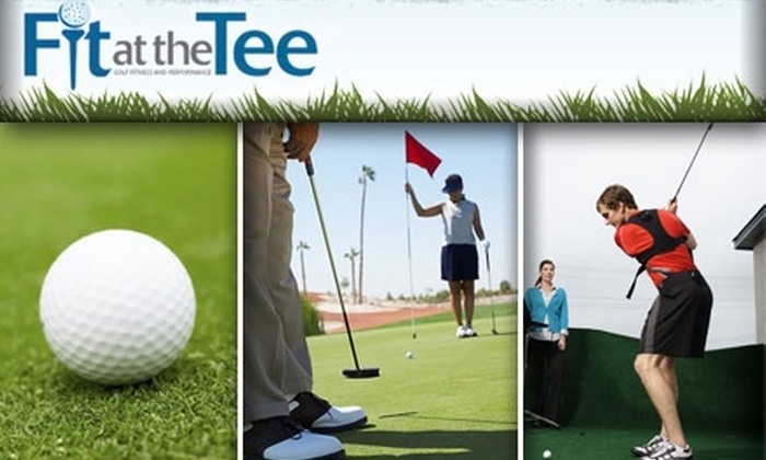 Fit at the Tee - San Diego: $75 for a Golf Consultation and Swing Analysis at Fit at the Tee ($225 Value)