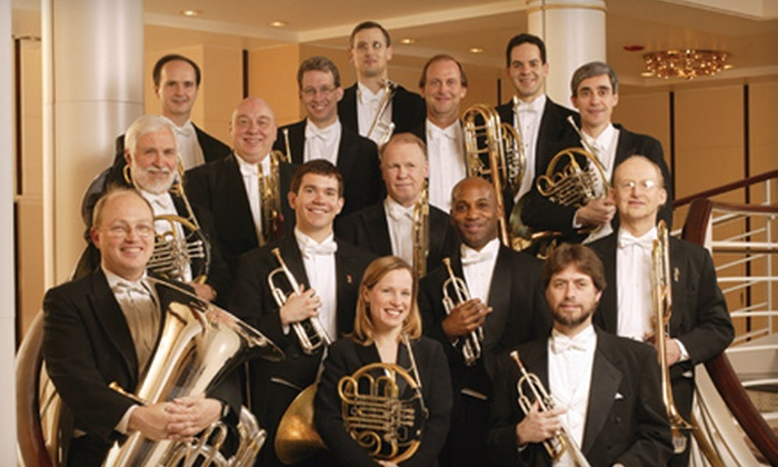 Chicago Symphony Orchestra Brass, presented by Mendelssohn Performing Arts Center - Downtown Rockford: Outing for One or Two to Chicago Symphony Orchestra Brass Concert on December 11 (Up to 54% Off)