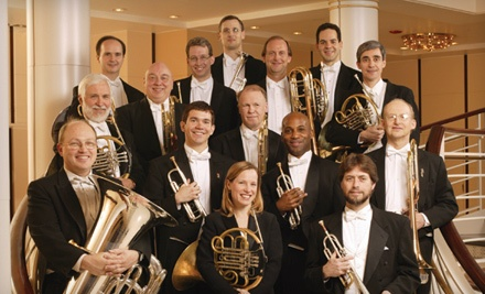 Chicago Symphony Orchestra Brass presented by Mendelssohn Performing Arts Center on 12/11 at 2PM: Seating for 1 - Chicago Symphony Orchestra Brass, presented by Mendelssohn Performing Arts Center in Rockford