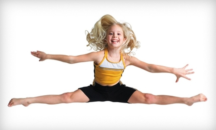 Lexington Gymnastics and Cheerleading - Lexington-Fayette: $40 for a One-Week Summer-Camp Session at Lexington Gymnastics and Cheerleading