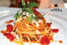 Piccola Venezia: Menu italien en 3 services avec des pâtes fraîches dès 39,99 € au cœur d'Alost chez Piccola Venezia