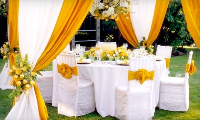 Exquisite Party Rentals - Edenvale: $39 for $100 Worth of Party-Equipment Rental from Exquisite Party Rentals