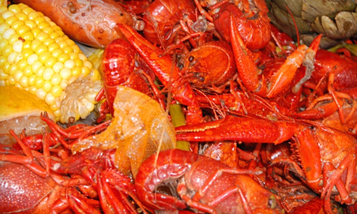CrawDaddy's - Ridgeland: $10 for $20 Worth of Cajun Fare at CrawDaddy's in Ridgeland
