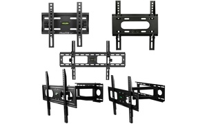 "iMounTEK Fixed, Tilt, or Full-Motion Wall Mounts for Most 23""–70"" TVs"