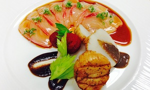 Ginza: $18 for $35 Worth of Japanese Cuisine at Ginza
