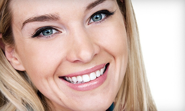 Newton Cosmetic Dentistry - Clinton: $159 for a Take-Home Teeth-Whitening Kit or a Zoom! Teeth-Whitening Treatment or a Zoom! Teeth-Whitening Treatment at Newton Cosmetic Dentistry ($500 Value)