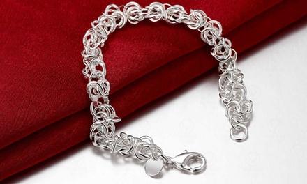 Bracciale donna in argento