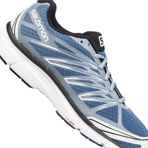 Salomon X Tour 2 Chaussures de course pour homme bleu 370723