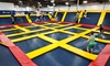 Sky High Sports - Tigard: Two Hours of Trampolining or Private Group Trampolining at Sky High Sports (Up to 48% Off)
