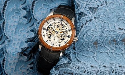 6346c167f169 Reloj Empress Automatic Victoria para mujer disponible en varios colores  por 149