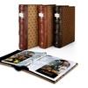 Bellagio-Italia Tuscany DVD Storage Binder (1- or 3-Pack)