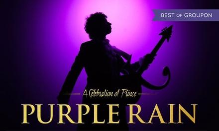 Purple Rain: A Celebration of Prince, 1118 April, Four Locations