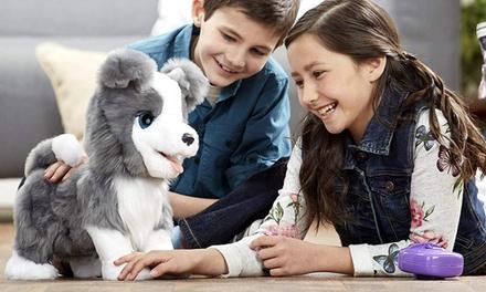 Hasbro Interactive Plush Pet Toy
