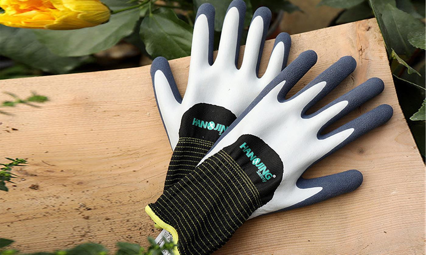 Up to Four Pairs of Waterproof Anti-stab Garden Gloves
