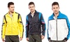 Men's Nylon Jacket: Men's Nylon Jacket. Multiple Options Available. Free Returns.