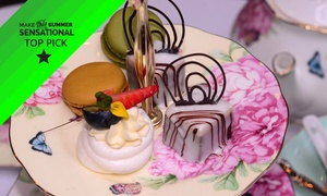 Cafe at the Hyatt: Exclusive High Tea for One ($38), Two ($72) or Four People ($139) at Café at the Hyatt, CBD (Up to $240 Value)