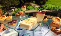 Afternoon Tea with Cocktail and Spa Access for Two or Four at Foxfields Country Hotel