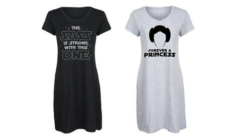 Women's Princess Sleep Shirt