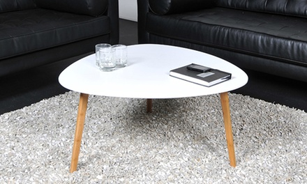 Table basse onyx groupon shopping for Groupon table basse