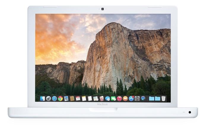 Apple MacBook A1181 Core 2 Duo 2GB HDD 80GB ricondizionato con spedizione gratuita a 209,90 €