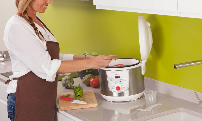 Robot de cuisine newcook masterful groupon - Newcook plus ...
