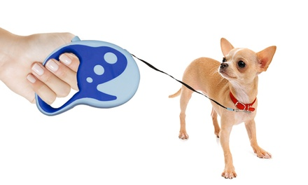 Retractable Dog Lead with Comfort Grip