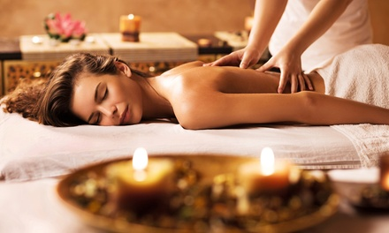 Pamper Pkg: 75 Mins for One $55 or 170 Mins for Two People $305, Cantik Spa Thai and Balinese Wellness Up to $640