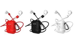 Kit en silicone pour écouteurs, compatible avec AirPods®