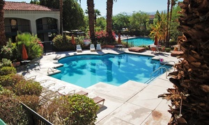 Palm Springs Resort in Lush Tropical Setting at Ivy Palm Resort & Spa, plus 6.0% Cash Back from Ebates.