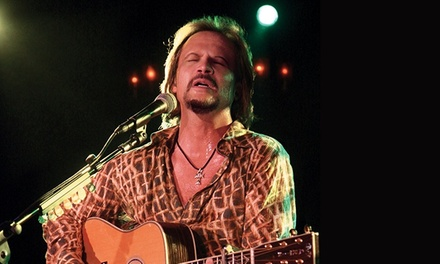 Outlaws & Renegades Tour: Travis Tritt with The Charlie Daniels Band on Saturday, August 17, at 7 p.m.