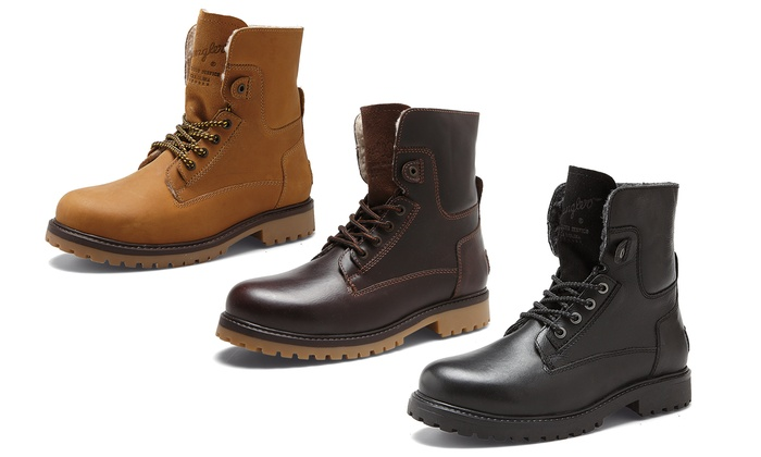 Groupon Goods Global GmbH: Men's Wrangler Boots in Choice of Design With  Free Delivery