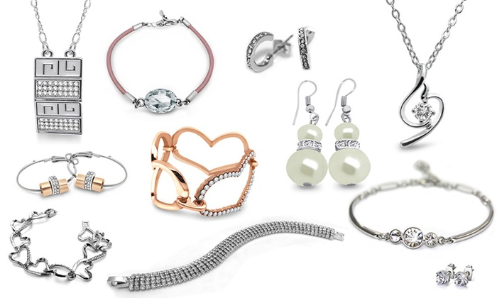 07f457a0d59a3 Calendrier de l Avent bijoux Swarovski®   Groupon