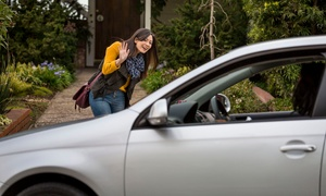 Lyft - $35 Off Ride Sharing for New Users in Tucson  at Lyft, plus 6.0% Cash Back from Ebates.