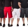 Men's Cargo Shorts with Belt