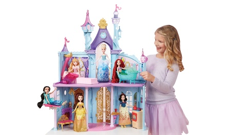 Hasbro Disney Princess Royal Dreams Castle Playset With Free Delivery