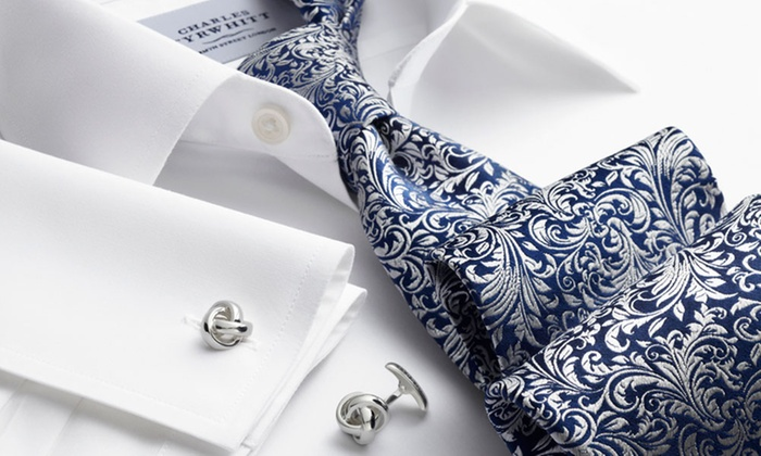 Charles Tyrwhitt: £40 To Spend Towards Shirts, Suits and Casual Attire online at Charles Tyrwhitt
