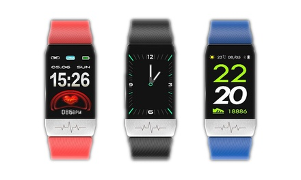 $45 for Smart Watch Band with Temperature Immune Measure