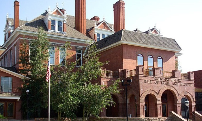 National Mining Hall of Fame & Museum - Leadville: Admission for Two, Four, or Six at National Mining Hall of Fame & Museum (Up to 58% Off)