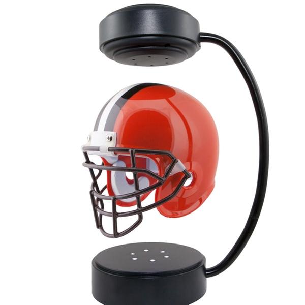 e470f581270 Pegasus Sports LED NFL Gravity Rotating Hover Helmet   Groupon
