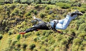 oferta: 2 saltos de puenting sobre el río Júcar para una o dos personas por 39,90 €