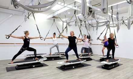 Four-Week Unlimited Yoga, Fitness Pass for One ($29) or Two People ($55) at G23 Fitness (Up to $239.60 Value)